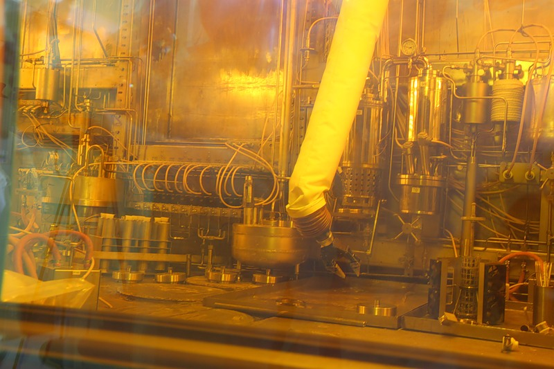 Производство и обработка молибдена